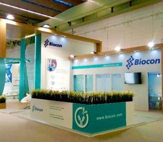 Biocon at CPHI Worldwide 2017 Trade Show