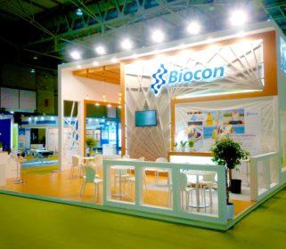 Biocon, Cphi Worldwide, Barcelona, Spain